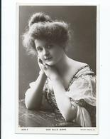 Entertainers Postcard  Rp Rotary. Unposted   Miss Billie Burke - Entertainers