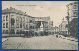 INGOLSTADT   Donaustrasse   Animées - Ingolstadt