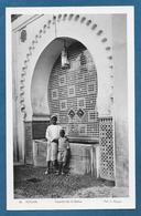 MAROC TETUAN FUENTE DE LA REINA UNUSED - Marocco