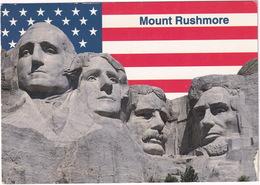 Mount Rushmore National Memorial - Black Hills, South Dakota - (USA) - USA Nationale Parken