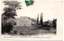 LOIRET - Dépt N° 45 = EGREVILLE (Environs D') = CPA Edition CHABERT = Château De Bignon Où Naquit MIRABEAU - France