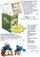 SCHTROUMPFS : Flyer Schtroumpfs éclopé - Schtroumpfs, Les