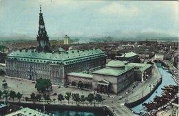 Copenhagen -  Christiansborg Palace.  Denmark. S-4553 - Buildings & Architecture