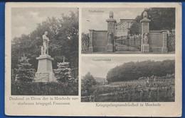 MESCHEDE   Camp De Prisonnier Français    écrite En 1917 - Meschede
