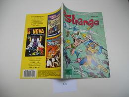 STRANGE EDITION LUG N°217 LA DIVISION ALPHA  L'ARAIGNEE  IRON MAN LES VENGEURS TBE C1 - Strange