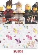 @+ Carte Cadeau - Gift Card : Lot De 2 Cartes H&M Lego Et Little Poney - Suede - Carta Di Fedeltà E Regalo