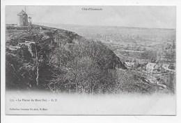 Dol De Bretagne - La Plaine Du Mont Dol - Dos Simple G.F.535 - Dol De Bretagne
