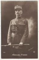 Maréchal FOCH - Photo Manuel - AN 722 - 1920 - Personen