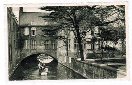 Brugge, Bruges, Alfred Ronsepark, Achter Gruuthuuze (pk55035) - Brugge