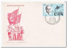 DDR 1963, FDC, Sport - [6] Oost-Duitsland