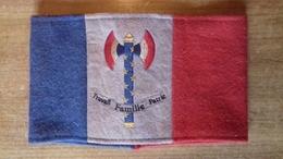 Brassard De Vichy à La Francisque - Uniformes