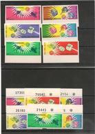 TOGO  Année 1964 N° Y/T: 429/434** Dentelés Et Non Dentelés - Togo (1960-...)