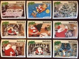 Anguilla 1981 Disney Christmas MNH - Anguilla (1968-...)