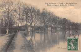 DAX  -  Crue De L 'Adour  - Rue De La Gare - Digue Protégeant Le Quartier Du Sablar - Dax