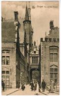 Brugge, Bruges, Rue De L'Ane Aveugle (pk55039) - Brugge