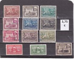 Nicaragua  -  Lote 12  Sellos Diferentes  -  1/283 - Nicaragua