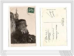 5302 D57G CPA/FRANCE/57/MOSELLE/ GORZE /LE ROCHER DE LA VIERGE DE GORZE - Autres Communes
