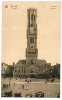 Brugge, Bruges, Halletoren (pk55040) - Brugge