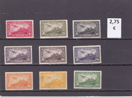 Nicaragua  -  Lote 9  Sellos Diferentes  -  1/286 - Nicaragua