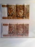 Lot De 2 Billets Berlioz - 1962-1997 ''Francs''
