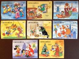 Anguilla 1984 Disney Christmas Less $2 MNH - Anguilla (1968-...)