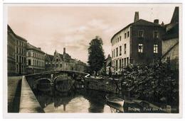 Brugge, Bruges, Pont Des Augustins (pk55042) - Brugge