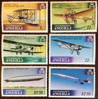 Anguilla 1979 Powered Flight Aircraft MNH - Anguilla (1968-...)