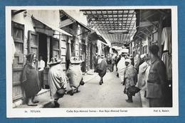 MAROC TETUAN TETOUAN CALLE BAJA AHMED TORRES UNUSED - Marocco