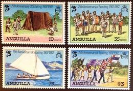 Anguilla 1982 Scouts MNH - Anguilla (1968-...)