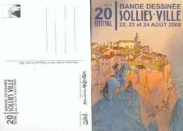 SCHUITEN : Carte Postale SOLLIES 2008 - Postcards