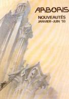 SCHUITEN : Catalogue ARBORIS 1993 - Books, Magazines, Comics