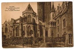 Brugge, Bruges, Koor Van O.L.Vrouwkerk (pk55046) - Brugge