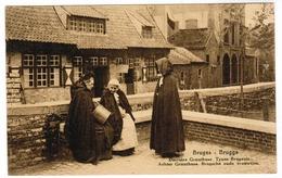 Brugge, Bruges, Achter Gruuthuze, Brugsche Oude Vrouwen (pk55047) - Brugge