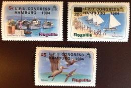 Anguilla 1984 UPU Congress Birds MNH - Anguilla (1968-...)