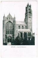 Brugge, Bruges, Eglise St Sauveur (pk55048) - Brugge