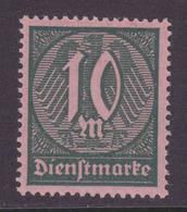 DR Dienst MiNr. 68b ** Gepr. - Officials