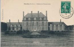 CPA - France - (28) Eure Et Loir - Thiville - Château De Champromain - Other Municipalities