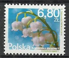 Poland 2018 Mi 4989 Fi 4839 MNH ( ZE4 PLD4989 ) - Végétaux