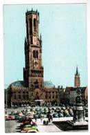 Brugge, Bruges, Halletoren (pk55050) - Brugge