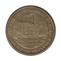 0043 - MEDAILLE TOURISTIQUE MONNAIE DE PARIS 13 - Ile En Provence - 2010 - Monnaie De Paris