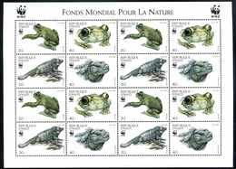 HAITI 1999 Nr 1588-1591 Postfrisch (107994) - Haïti