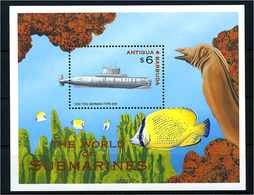 ANTIGUA 2000 Bl.475 Postfrisch (107944) - Antigua Et Barbuda (1981-...)