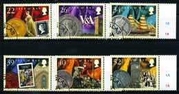 ISLE OF MAN 2001 Nr 900-905 Gestempelt (107978) - Man (Ile De)