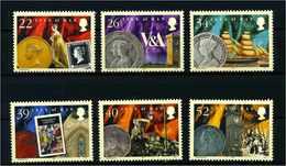 ISLE OF MAN 2001 Nr 900-905 Postfrisch (107977) - Man (Ile De)