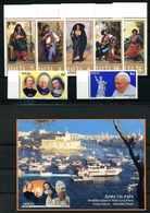 MALTA Lot Aus 2001 Postfrisch (107979) - Malte