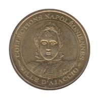 0073 - MEDAILLE TOURISTIQUE MONNAIE DE PARIS 20 - Collection Napoléonienne- 2012 - Monnaie De Paris