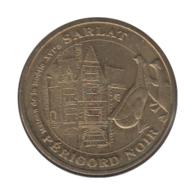 0075 - MEDAILLE TOURISTIQUE MONNAIE DE PARIS 24 - Maison De La Boétie - 2010 - Monnaie De Paris