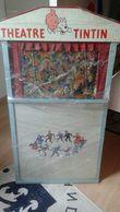 TINTIN / THEATRE DE MARIONNETTES Avec10 Marionettes ! - Marionnettes
