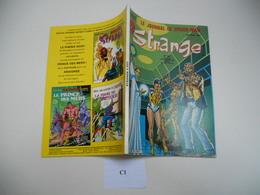 STRANGE EDITION LUG N°201 LA DIVISION ALPHA  L'ARAIGNEE + DAREDEVIL TBE C1 - Strange