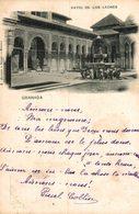 GRANADA. ALHAMABRA. PATIO DE LOS LEONES - Granada